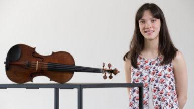 Concours Reine Elisabeth : la violoniste belge Sylvia Huang accède à la finale