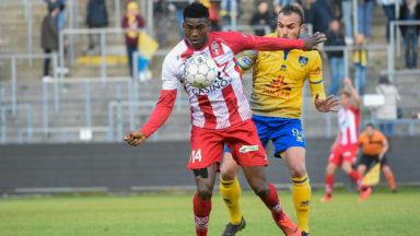 L'Union Saint-Gilloise tenu en échec 3-3 à domicile par Mouscron