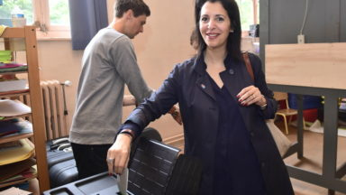 Élections: découvrez les réactions politiques à la sortie des bureaux de vote