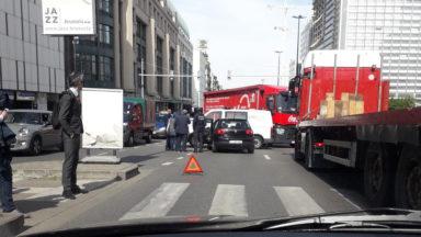 Selon Vias, le nombre de morts et de blessés sur les routes reste stable à Bruxelles