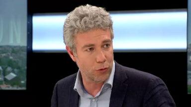Alain Maron devient ministre de l'Environnement et du Climat