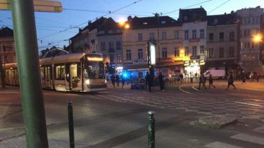 Schaerbeek : deux policiers blessés par un mineur déjà interpellé lors de la bagarre à  Blankenberge