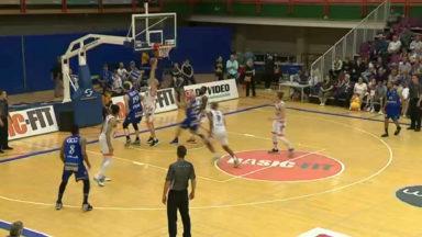 Basket : le Brussels s'impose 75-61 face à Mons-Hainaut