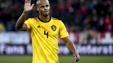 Martinez sélectionne 28 joueurs dont Kompany pour les deux prochains matches de qualification
