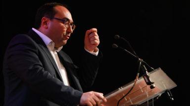 Ahmed Laaouej élu président du PS bruxellois