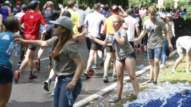 20 km de Bruxelles: Spa va doubler ses effectifs pour ramasser les déchets après la course