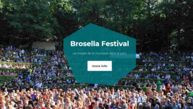 La 43e édition du Brosella Festival se tiendra les 13 et 14 juillet au pied de l'Atomium