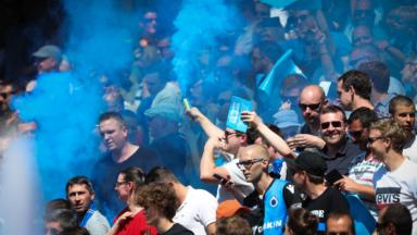 Anderlecht : les chants antisémites et homophobes des supporters brugeois non sanctionnés par la fédération
