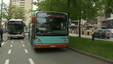 Une nouvelle ligne de bus 37 relie Uccle à la future station de métro de Forest