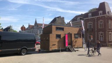 Elections 2019 : ce jeudi, la caravane passive de BX1 s'installe sur la place Wiener à Watermael-Boitsfort