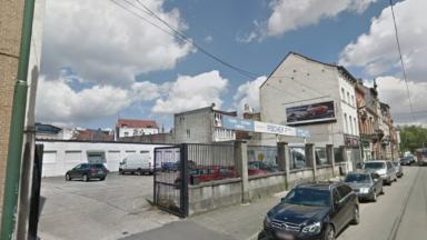 Anderlecht : une nouvelle caserne de pompiers Chaussée de Mons