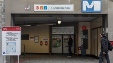 Rénovation terminée de la station de métro de Cureghem