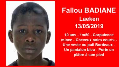 Fallou Badiane porté disparu jeudi a été retrouvé ce vendredi