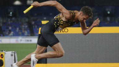 """Dylan Borlée aux relais mondiaux: """"On a de réelles chances de faire quelque chose à Doha"""""""