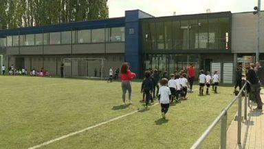 Le centre sportif Croix de Guerre fait peau neuve à Neder-Over-Heembeek
