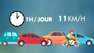 Élections 2019 : les automobilistes perdent une heure par jour dans les bouchons à Bruxelles