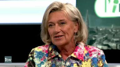 """Françoise Bertieaux (MR) : """"C'est une page qui s'est tournée cette nuit et c'est autre chose qui commence"""""""