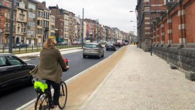 Boulevard Général Jacques : le réaménagement du deuxième tronçon terminé