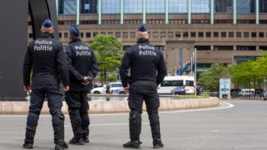 10 migrants arrêtés à la gare du Nord