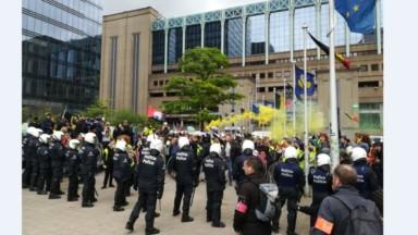 Cinq personnes arrêtées judiciairement après la manifestation des Gilets jaunes
