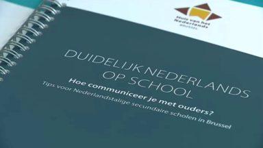 Un guide pour aider les parents à mieux communiquer avec les enseignants néerlandophones