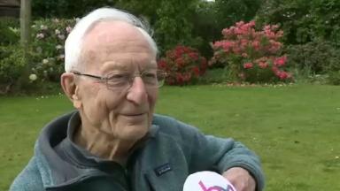 À 91 ans, Joseph Heymans se prépare pour les 20 km de Bruxelles