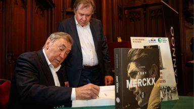 Dans un livre, Eddy Merckx revient sur l'année 1969, qui a marqué sa carrière