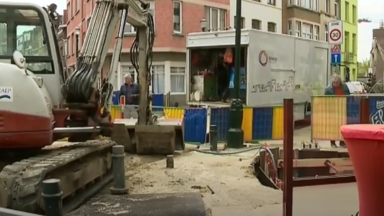Bonne nouvelle pour les habitants du quartier Saint Denis à Forest : le gaz est revenu