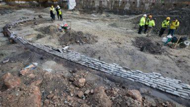 Les fouilles archéologiques sous le Parking 58 se poursuivront