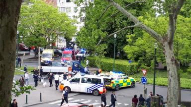 Veillée de commémoration pour la piétonne mortellement renversée à Anderlecht le 10 mai