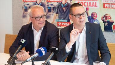 """Le PTB ne participera pas à une majorité """"sans acquis de rupture"""""""