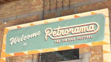 Le festival vintage Retrorama prend ses quartiers à Tour & Taxis ce week-end