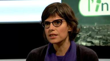 """Tinne Van der Straeten (Ecolo-Groen) : """"On ne va jamais collaborer avec un parti jugé raciste"""""""