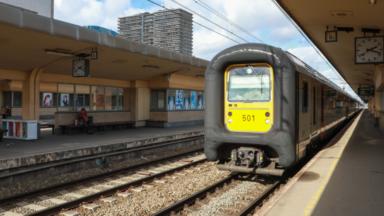 Rail : 90 trains P de et vers Bruxelles seront supprimés dès lundi