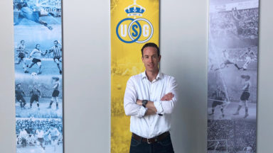 L'Union Saint-Gilloise accueille son nouveau directeur sportif