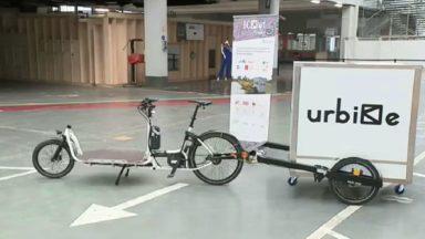 BCKlet : des livraisons à vélo pour les entreprises