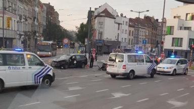 Cinq blessés dans un accident à Jules de Trooz