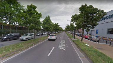 Bruxelles : les jours d'un policier en danger après une collision sur l'Allée Verte