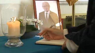 La population pourra rendre un dernier hommage à Armand De Decker ce jeudi