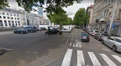Boulevard du Midi - Google Street View