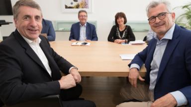 Formation d'un gouvernement bruxellois : le PS a reçu Défi ce lundi après-midi
