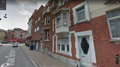 Anderlecht : incendie dans une maison rue Scheutveld