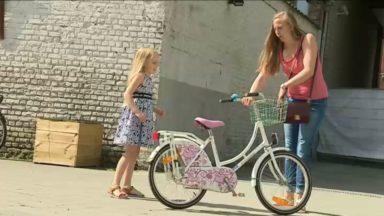 Molenbeek: la première vélothèque loue des vélos aux enfants entre deux et 12 ans