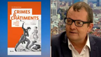 """Crimes & Châtiments"" : Marc Metdepenningen plonge dans l'histoire judiciaire belge"