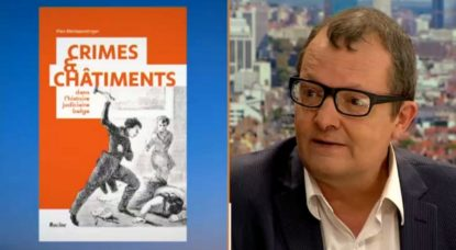 Crimes et Chatiments - Livre Marc Metdepenningen