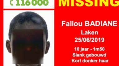 Le petit Fallou Badiane a été retrouvé
