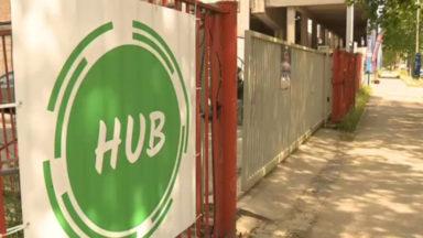 Le Hub humanitaire ouvre les portes de ses nouveaux locaux avenue du Port