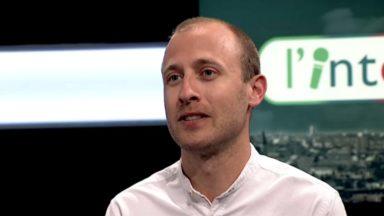 """Christophe De Beukelaer: """"Il y a un travail à faire au cdH pour renouveler le parti"""""""
