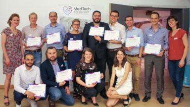 Technologies médicales : 34 entrepreneurs aidés en quatre ans par le MedTech Accelerator