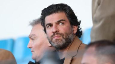 Mehdi Bayat, nouveau président de l'Union belge de football